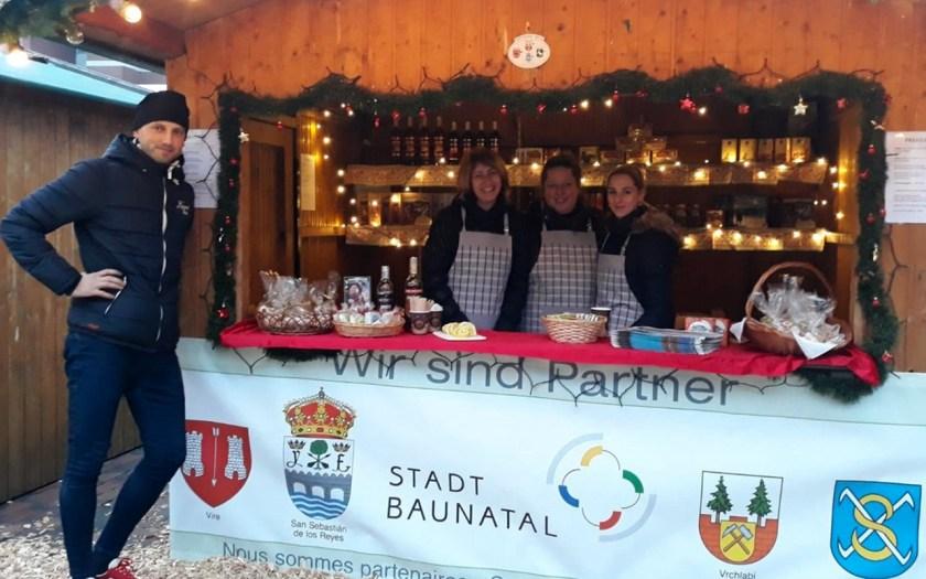 nikolausmarkt Baunatal, Baunatal, Stadtmarketing Baunatal, Vchlabi