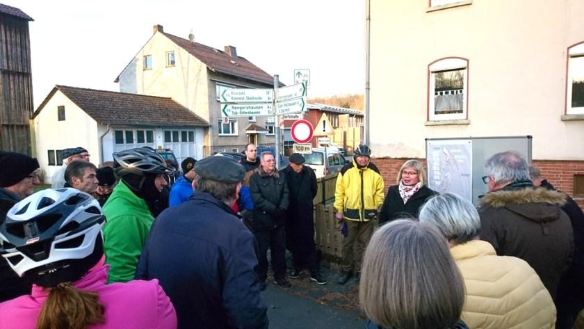 Radweg R1, Guntershausen, Bauantal