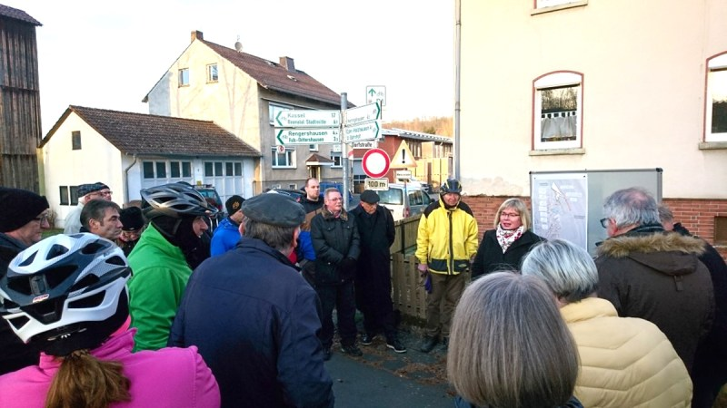 Bürgerinfo zum Radweg R1 in Gunterhausen