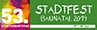 Stadtfest Baunatal, 2019, Programm
