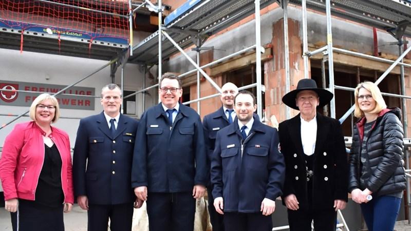 Umbau Feuerwehrhaus Guntershausen