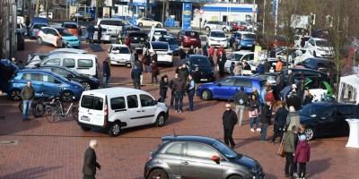 Baunataler Automobilausstellung, Elektromobilität, E-Mobilität, Stadtwerke Baunatal