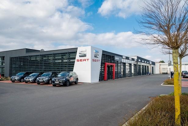 Glinicke Automobile, Baunatal, VW,