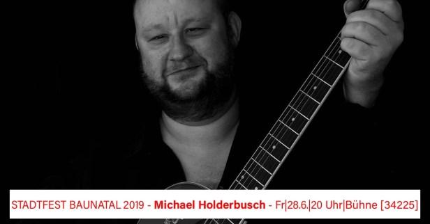 Stadtfest Baunatal, 2019, Michael Holderbusch
