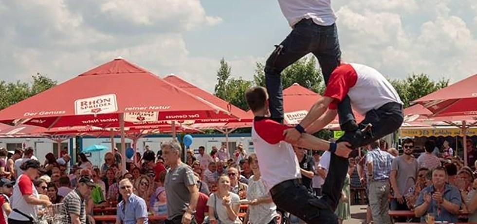 hütt Brauereifest, Hüttbrauerei, Dorothea-Viehmann-Wandertag, Baunatal
