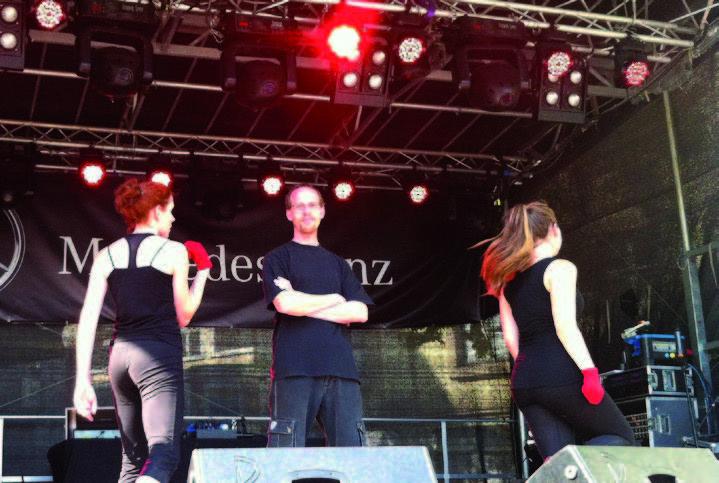 Stadtfest Baunatal 2019, Baunatal, Programm Samstag, 29.06.2019, Freshdance & Hotmusic