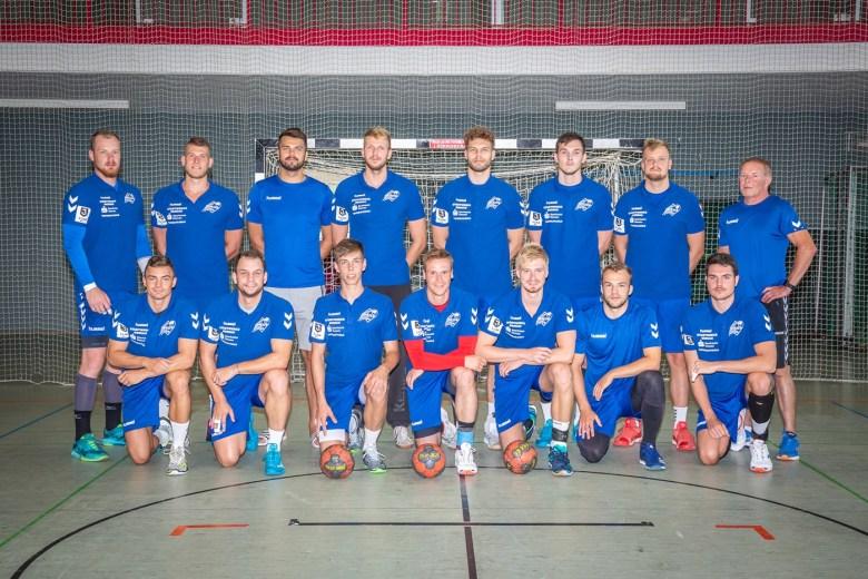 DHB Pokal 2019, Baunatal, Rundsporthalle Baunatal, GSV Eintracht Baunatal, Baunatal, Baunagram, Dessau-Roßlauer HV