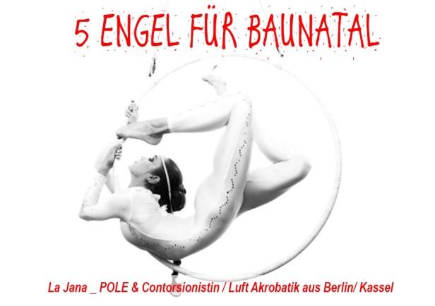 5 Engel für Baunatal, Baunatal, Stadthalle Baunatal, La Jana