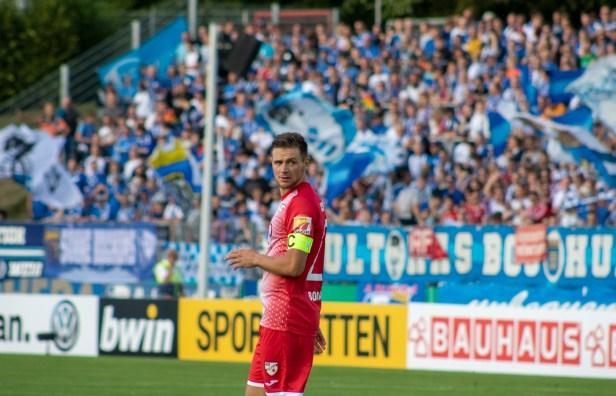 DFB Pokal 2019, KSV Baunatal, VfL Bochum, Parkstadion Baunatal, Baunatal, SportinBaunatal, Baunatalbewegt, Fotocopyright Dirk Wuschko