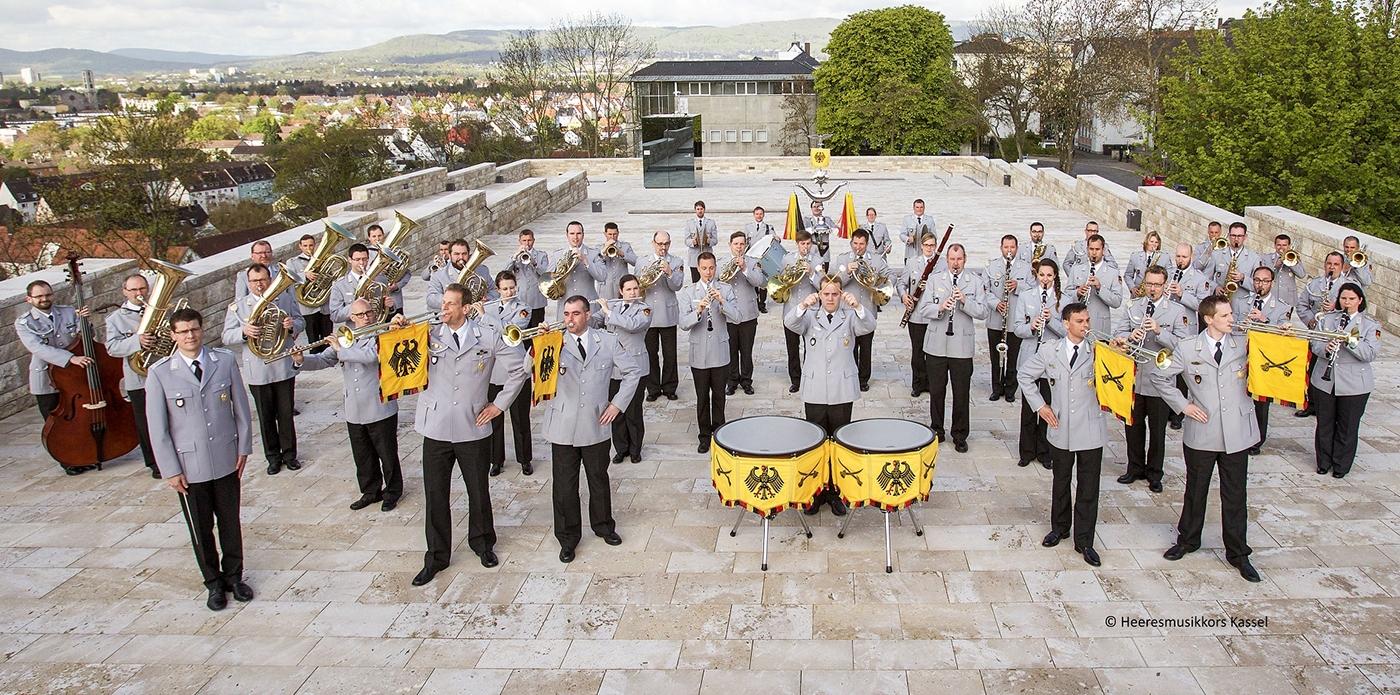 Vorverkauf für Baunataler Weihnachtskonzert des Heeresmusikkorps startet am 18.9.2019 um 10 Uhr