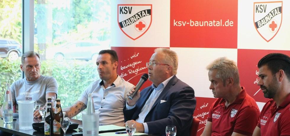 KSV Baunatal, KSV Hessen Kassel, Derby, Fußball