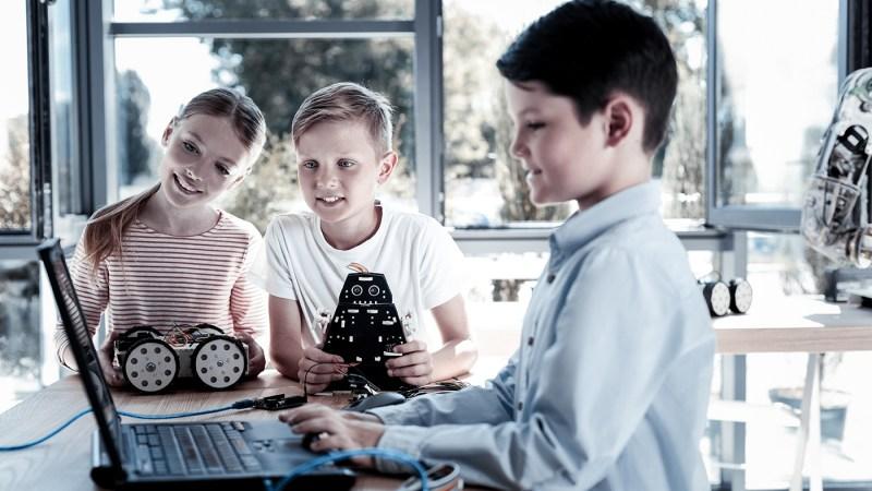 Kinder programmieren in Baunatal