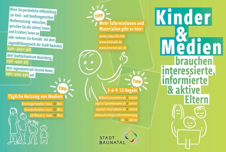 Medienpädagogik, Baunatal, Digitalisierung