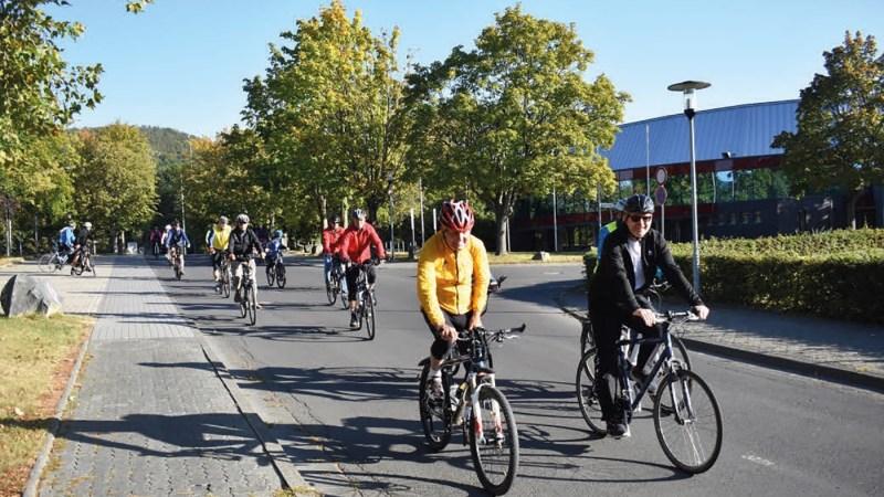 58.575 Kilometer beim Stadtradeln für Spaß, Gesundheit und Klimaschutz