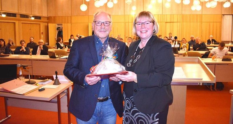 Peter Lutze, Baunatal, Stadtverordnetenversammlung, SPD