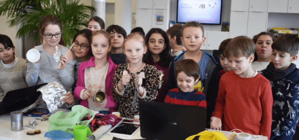 Jahresrücklick, Baunatal, Nordhessen, 2019, Kinder und Jugend, Medienaktionstag Baunatal