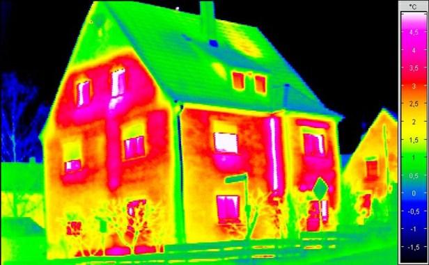 Baunatal, Energieberatung, Gebäudesanierung, Fördermittel, Wärmebildkamera