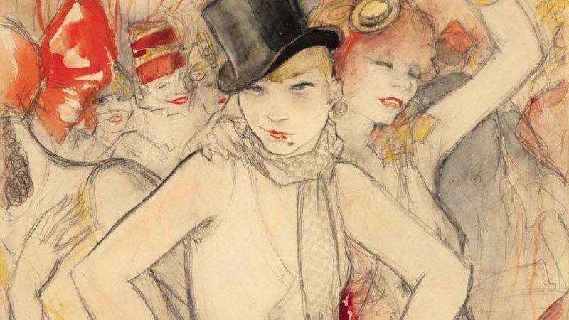 Zum Frauentag – Heitere und bissige Chansons aus den goldenen 20ern