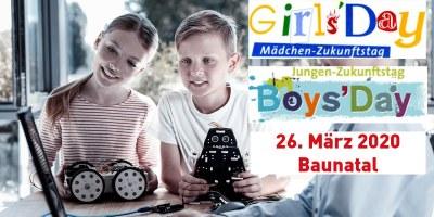 Girls Day, Boys Day, Baunatal, 2020, Beruf