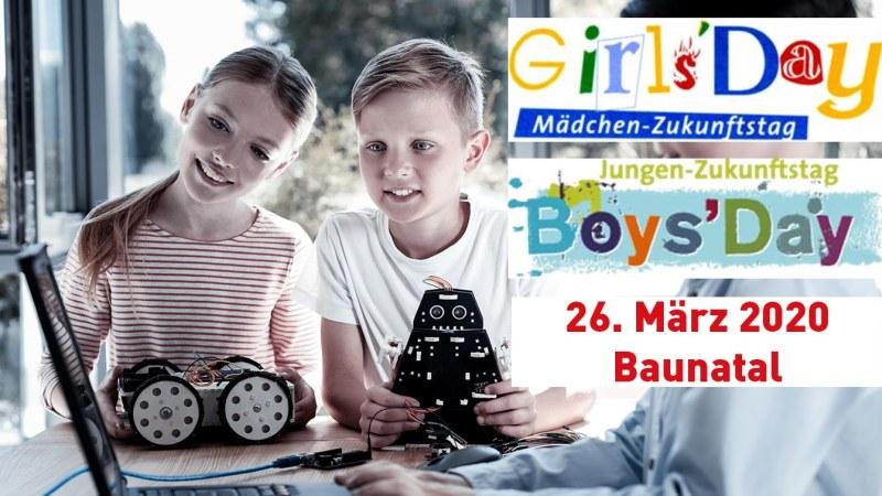 Boys und Girls Day am 26. März in Baunatal