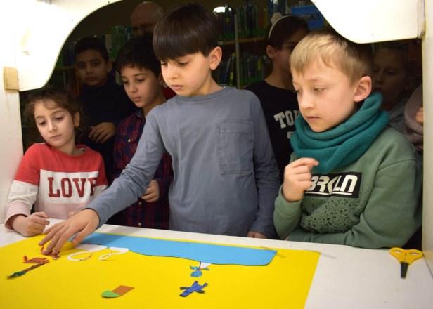 3. Medieanaktionstag, Baunatal, Bildung, Digitalisierung, Schule Am Stadtparkt