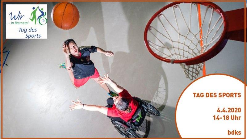 Inklusion mit Spaß am Tag des Sports