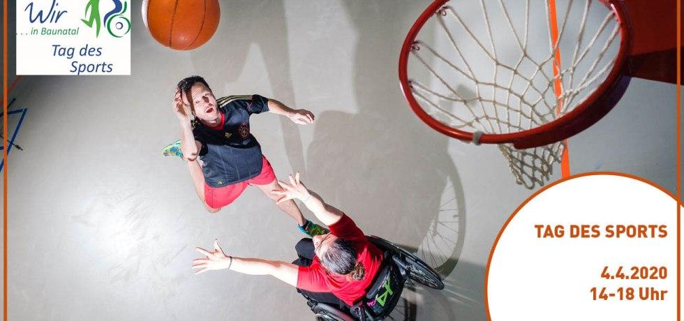 Tag des Sports, Baunatal, Inklusion, bdks, Ksv Bauantal