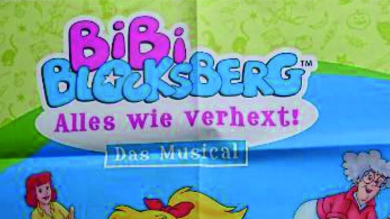 Bibi Blocksberg in der Stadthalle auf 4.9.2020 verschoben
