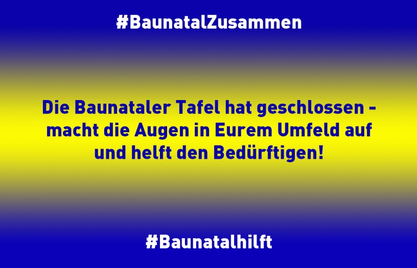 Baunatal hilft, Baunatal, Bauantalzusammen, Stadtmarketing Baunatal