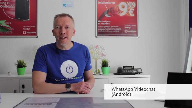 Teil 1 Erklärvideo – Digital Kontakt halten zu den Liebsten mit Whatsapp…