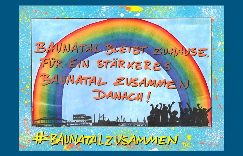 Baunatal, Postkarte, Holger Minotto, Made in Baunatal, StadtShop Baunatal, Stadtmarketing Baunatal