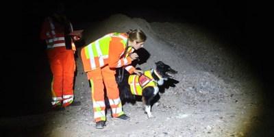 Rettungshunde, Baunatal, DRV, Rettungshundestaffel, Nordhessen