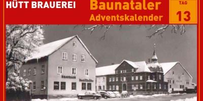 Hütt Brauerei, Baunatal, Baunataler Adventskalender, Landkreis Kassel, Stadtmarketing, Wirtschaft