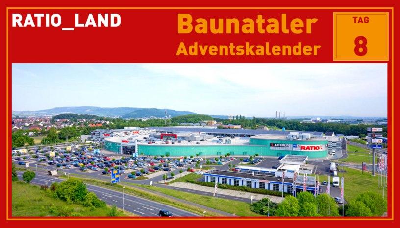 Ratio Land, Baunatal, Baunataler Adventskalender, Landkreis Kassel, Stadtmarketing, Wirtschaft