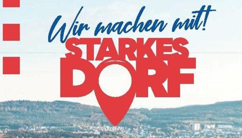 Starkes Dorf, Hessen, baunatal, Nordhessen, Förderprogramm