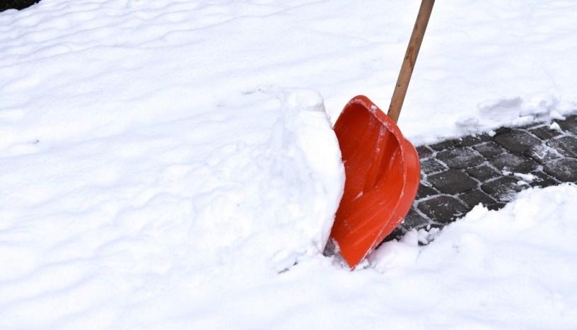 Schnee, Winterdienst, Baunatal