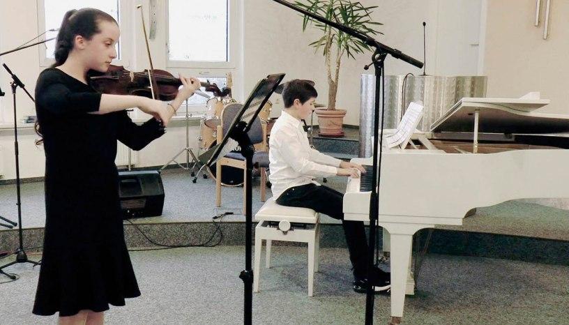 Baunatal, Jugend, Musikschüler, Klavier,