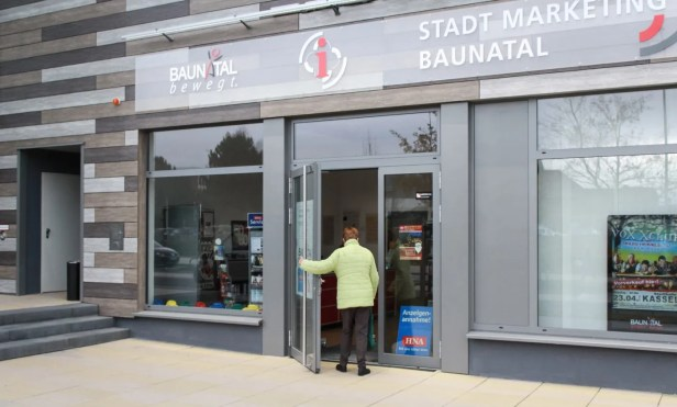 Stadtmarketing Baunatal, Stadtshop Baunatal