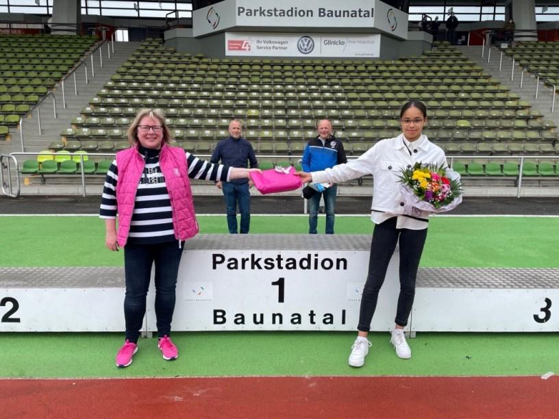 Baunatal, Parkstadtion, Masha-Sol Gelitz