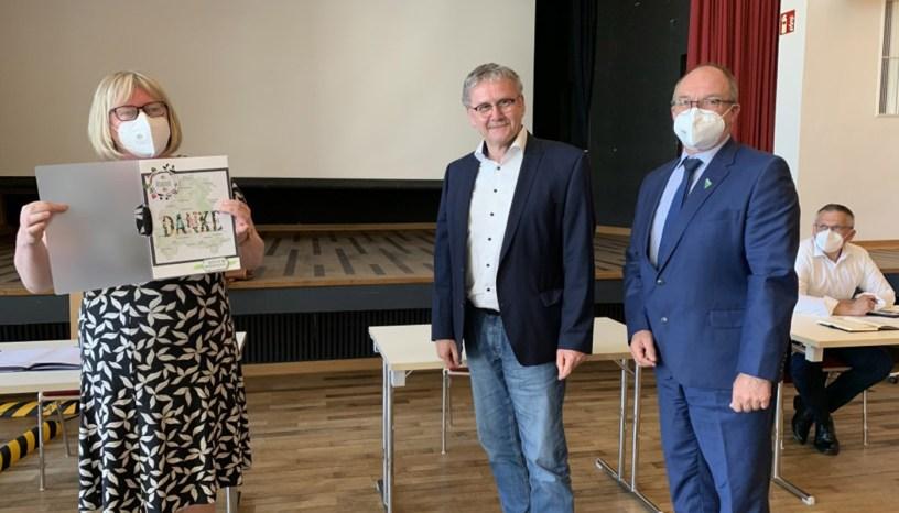 Baunatal, Uwe Schmidt, Michael Steisel, Silke Engler