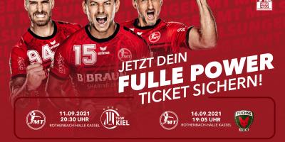 MT Melsungen, Tickets MT Melsungen, Handball, 1.Liga, StadtShop Baunatal, Vorverkauf MT Melsungen,