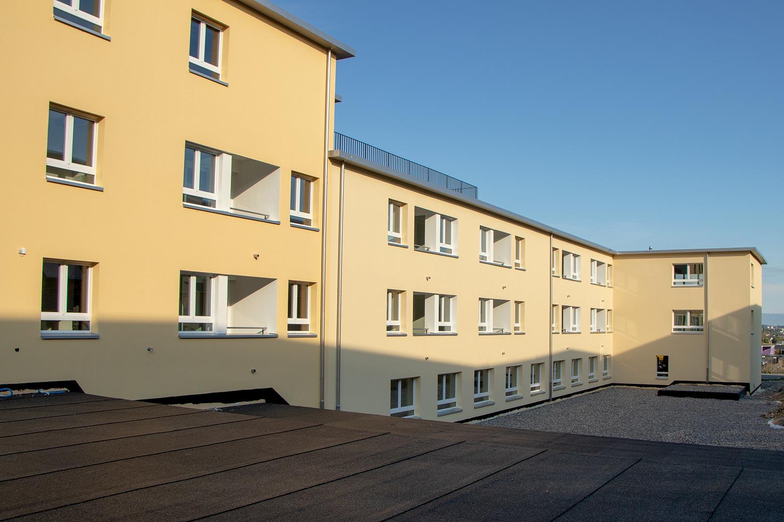 Oberfeld  60Plus  Baupartner AG