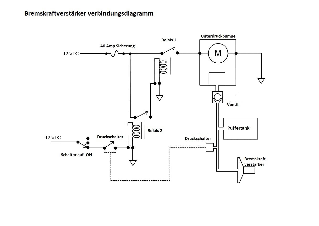 Nett Druckschalter Diagramm Bilder - Der Schaltplan - triangre.info