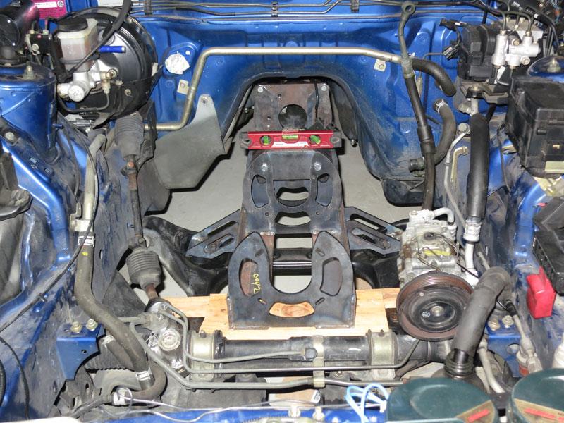 Umrüstung - Bauplan-Elektroauto