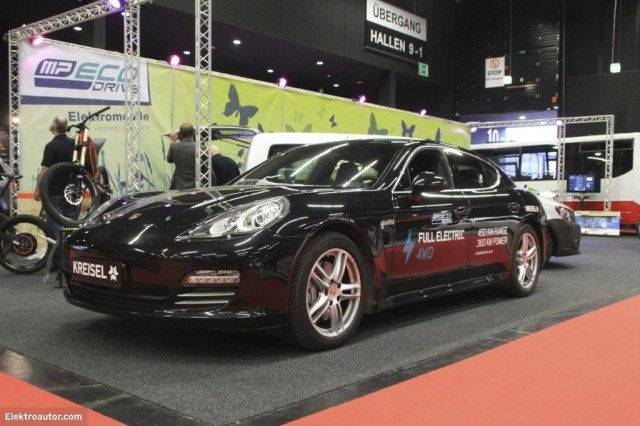 weltpremiere elektrischer porsche panamera 4s. Black Bedroom Furniture Sets. Home Design Ideas