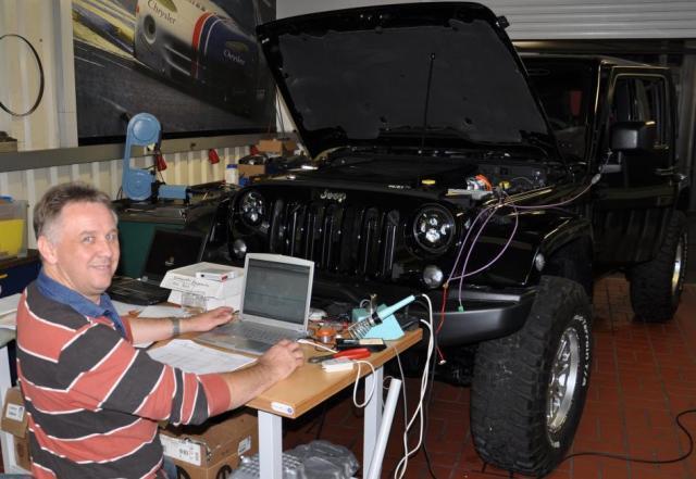 Jeep Wrangler ZE