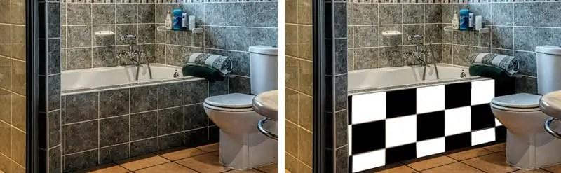 Mietwohnung: Badezimmer verschönern leicht gemacht » bauredakteur.de