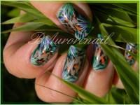 Concours  Imprim jungle | Nail art Baurorenail  le blog