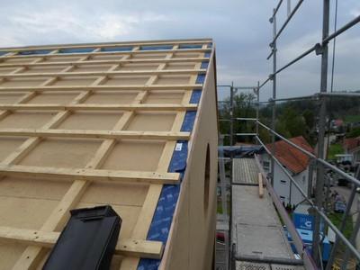 Check Dachdeckung, Abdichtung Einfamilienhaus, EfH