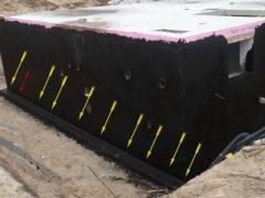 Baubegleiter Keller München Kontrolle Abdichtung Baubegehung Begehungsprotokoll Baustelle Baustellenprotokoll, Sockel, Bodenschwelle